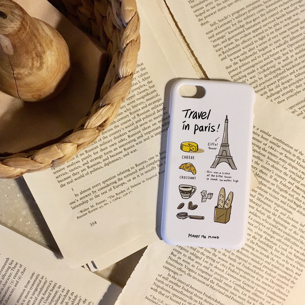 [MARRYMAMOND × DEEPING] Travel in Paris