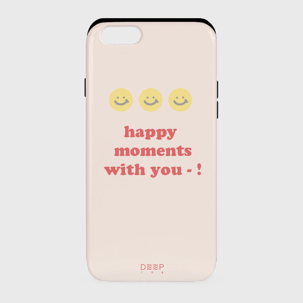 [슬라이드] Happy moments - pink
